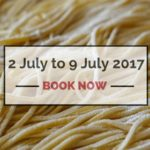 7 Night Italian Cooking Holiday 2 July to 9 July 2017