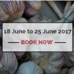 7 Night Italian Cooking Holiday 18 June to 25 June 2017