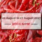 7 Night Italian Cooking Holiday 20 August to 27 August