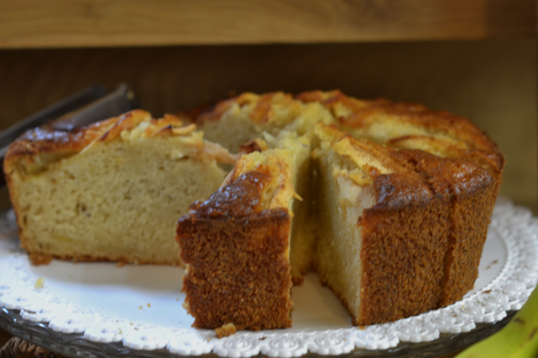 Sulmona apple cake