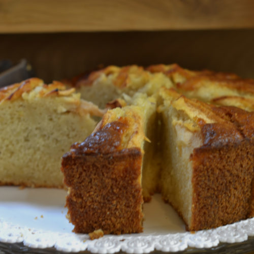 Sulmona apple cake